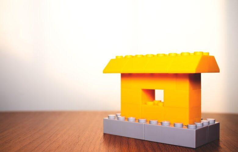 Lego as an interior feature