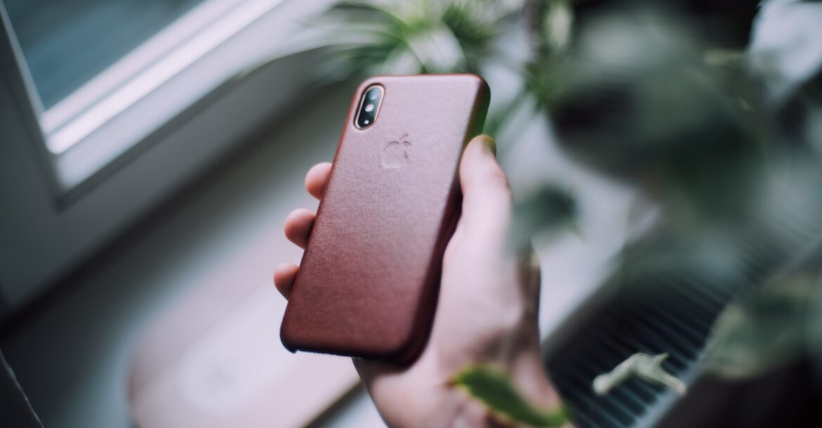 Protect your phone - buy a case
