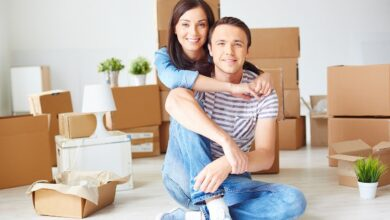 How to quickly and easily move to a new home