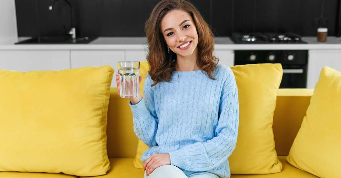 The cleanliness of your home starts with the cleanliness of the water